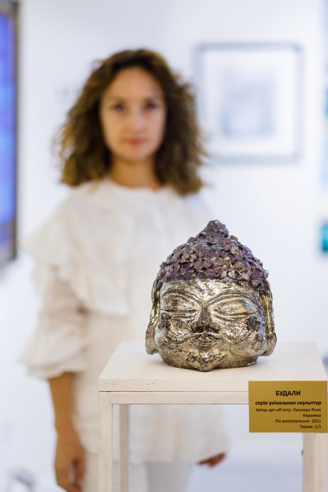 выставка скульптуры